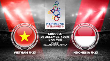 Timnas Indonesia U-23 akan segera melakoni laga ketiga di turnamen SEA Games 2019 melawan Vietnam, Minggu (01/12/19). - INDOSPORT
