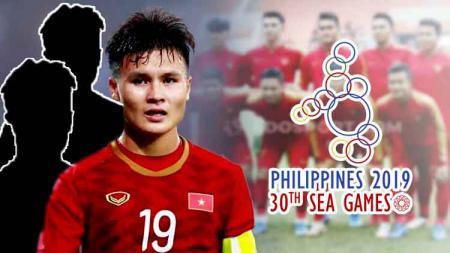 Sedikitnya ada 3 bintang Vietnam U-23 yang patut diawasi oleh Timnas Indonesia U-23 pada ajang SEA Games 2019, Minggu (01/12/19) mendatang. - INDOSPORT