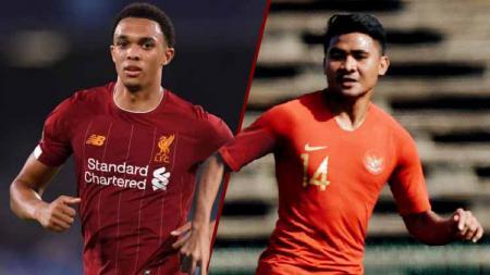 Timnas Indonesia U-23 Punya Asnawi Mangkualam, Jelmaan Alexander-Arnold di Liverpool. - INDOSPORT