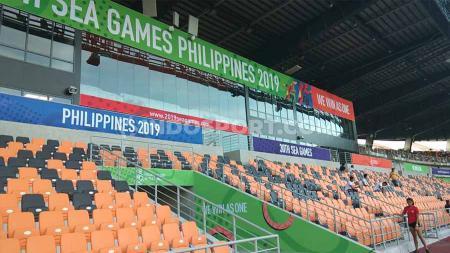Stadion Atletik nan megah di New Clark City, Filipina. - INDOSPORT