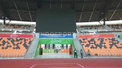 Indosport - Stadion Atletik nan megah di New Clark City, Filipina.