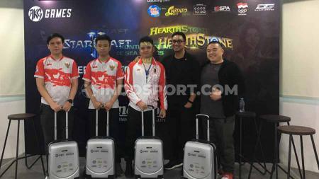 AKG Games meluncurkan kampanye untuk mendukung atlet eSports Indonesia di SEA Games 2019. - INDOSPORT