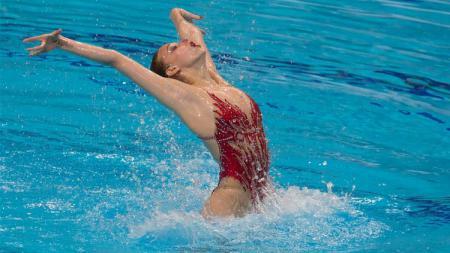 Atlet renang Rusia, Varvara Subbotina. - INDOSPORT