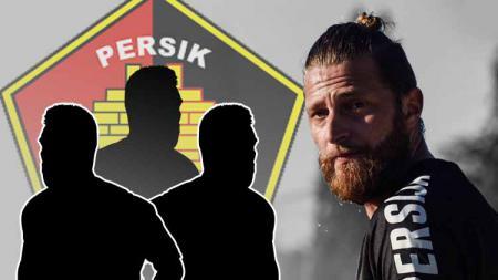 Sedikitnya ada 4 bek asal Eropa eks Liga 1 yang bisa saja diikat oleh Persik Kediri usai naik kasta pada musim 2020 mendatang. - INDOSPORT