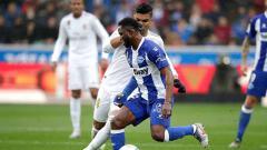 Indosport - Hasil pertandingan La Liga Spanyol antara Deportivo Alaves vs Real Madrid pada Sabtu (30/11/19) malam WIB, tim tamu sukses raih poin penuh dan kudeta puncak.