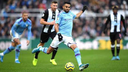 Riyad Mahrez Yakin Jika Man City Bisa Juara Liga Champions - INDOSPORT