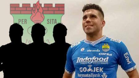 Tampaknya 3 bek naturalisasi berikut bisa dikontrak oleh Persita Tangerang setelah naik kasta ke Liga 1 2020 mendatang. - INDOSPORT