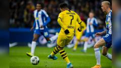 Indosport - Wonderkid Borussia Dortmund, Jadon Sancho, dikabarkan kian dekat gabung Liverpool. Hal ini pun membuat Jurgen Klopp buka suara.