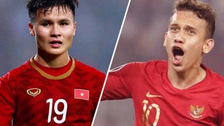 Laga ketiga Grup B SEA Games 2019 Vietnam vs Timnas Indonesia U-23, nampaknya akan turut menyajikan duel sengit antara Egy Maulana Vikri kontra pemain terbaik Asia. - INDOSPORT