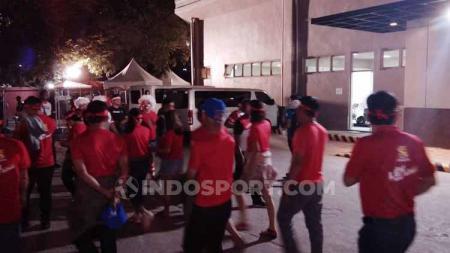 Duel sengit akan tersaji saat Timnas Indonesia U-23 melawan Vietnam U-23 dalam lanjutan babak penyisihan Grup B SEA Games 2019. - INDOSPORT