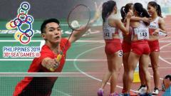 Indosport - Deretan Cabor Lumbung Emas Indonesia di SEA Games 2019.