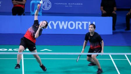 Malaysia Masters: Siti Fadila/Ribka Sugiarto Kalah dari Wakil China - INDOSPORT