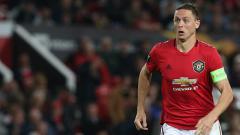 Indosport - Gelandang bertahan klub Liga Inggris, Manchester United, Nemanja Matic