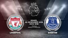 Indosport - Derbi Merseyside yang mempertemukan Liverpool vs Everton memasuki edisi ke-285 dan akan diselenggarakan pada hari Kamis (05/12/2019) pukul 03.15 WIB di Anfield.