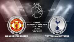 Indosport - Berikut prediksi pertandingan Liga Inggris  2019-2020 antara Manchester United vs Tottenham Hotspur