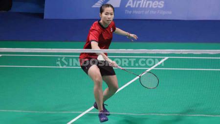 Pebulutangkis tunggal putri Thailand, Ratchanok Intanon siap mati-mati untuk meraih medali Olimpiade Tokyo 2020 demi mencetak sejarah untuk Negaranya. - INDOSPORT