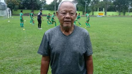 Legenda PSMS Medan, Nobon Kayamudin, punya pendapat sendiri soal calon pelatih di Liga 2 2020. - INDOSPORT