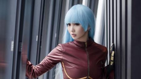 Alodia, cosplayer game eSports yang kerap disangka-sangka Lucinta Luna oleh netizen Indonesia. - INDOSPORT