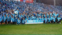 Indosport - Berikut derbi-derbi panas di kompetisi sepak bola J.League.