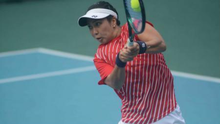 Aldila Sutjiadi mewakili Indonesia di SEA Games 2019. - INDOSPORT