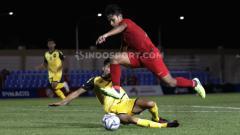Indosport - Timnas Indonesia U-23 akan melawan Laos pada laga terakhir Grup B SEA Games 2019, Kamis (05/11/19) di Cative Stadium.