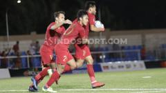Indosport - Kemungkinan 3 bintang Timnas Indonesia ini bisa diboyong ke klub Divisi 4 Spanyol C.D. Polillas Ceuta usai dibeli perusahaan Tanah Air.