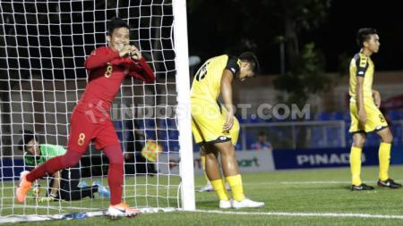 Manajer Timnas U-23, Sumardji memastikan skuat garuda akan diguyur bonus jika bisa mengalahkan Laos dan lolos ke semifinal SEA Games 2019, Kamis (05/12/19). - INDOSPORT