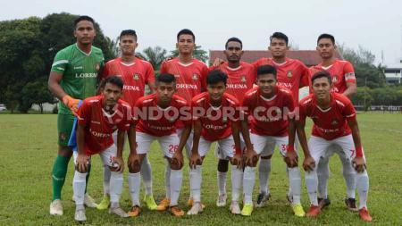 Klub sepak bola asal Sumatera Utara, Karo United, harus legowo memulai langkah dan perjuangan mereka dari bawah dalam perhelatan Liga 3 musim 2020 ini. - INDOSPORT