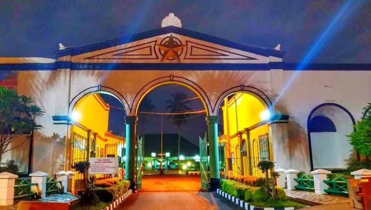 Benteng Kuto Besak, menyusuri jejak sejarah Kesultanan di Kota Palembang Copyright: pesona.travel