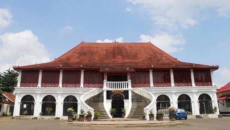 Museum Sultan Mahmud Badaruddin 2 di Kota Palembang. Copyright: sg.news.yahoo.com