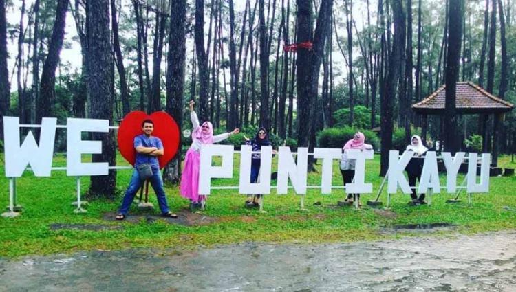 Wisata Hutan Punti Kayu di Kota Palembang. Copyright: Instagram@ayusewwe1store