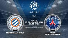 Indosport - Berikut link live streaming pertandingan antara Montpellier vs Paris Saint-Germain (PSG) dalam lanjutan Ligue 1 Prancis pekan ke-17, Sabtu (07/12/19).