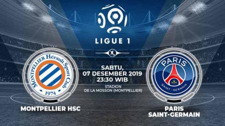Berikut link live streaming pertandingan antara Montpellier vs Paris Saint-Germain (PSG) dalam lanjutan Ligue 1 Prancis pekan ke-17, Sabtu (07/12/19). - INDOSPORT