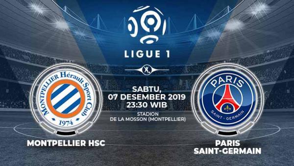 Link Live Streaming Pertandingan Ligue 1 Prancis: Montpellier vs PSG - INDOSPORT