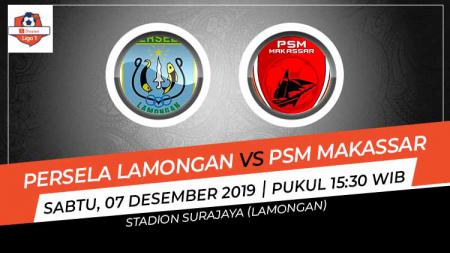 Berikut prediksi pertandingan kompetisi sepak bola Shopee Liga 1 2019 pada pekan ke-31 antara Persela Lamongan vs PSM Makassar. - INDOSPORT
