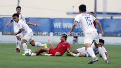 Indosport - Dihajar Timnas Indonesia U-23, Pelatih Laos Sebut Timnya Kurang Beruntung.