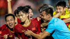 Indosport - Timnas Vietnam di SEA Games 2019.