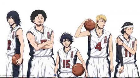 Ahiru no Sora, seri anime bola basket Jepang. - INDOSPORT