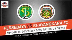 Indosport - Berikut link live streaming pertandingan antara Persebaya Surabaya vs Bhayangkara dalam lanjutan Liga 1 2019 pekan ke-31, Minggu (08/12/19).