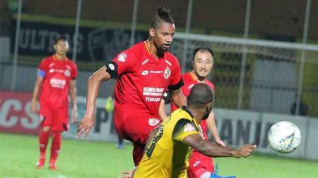 Sedikitnya ada 3 pilar Semen Padang yang bisa saja dibajak oleh klub-klub Liga 1 usai mereka resmi degradasi pada musim depan. - INDOSPORT