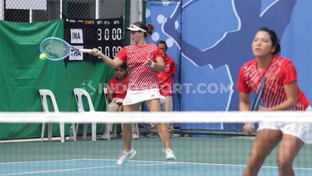 Kemenangan Beatrice/Jessy menjadi medali emas kedua Indonesia di tenis SEA Games 2019 setelah Aldila Sutjiadi menang di tunggal putri.