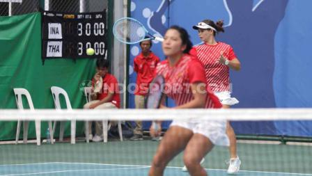 Terakhir kali Indonesia menang medali emas ganda putri SEA Games setelah Wynne Prakusya/Romana Tejakusuma juara di Manila 2005.