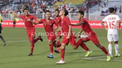Indosport - Media Singapura menyoroti pertemuan panas Timnas Indonesia U-23 vs Vietnam di final SEA Games 2019.
