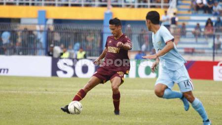 Persela Lamongan berhasil comeback dan mengalahkan PSM Makassar dengan skor 3-1 dalam lanjutan pekan ke-31 Shopee Liga 1 2019, Sabtu (7/12/19). - INDOSPORT