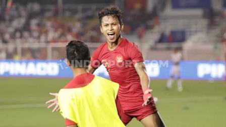 Satu gol ke gawang Myanmar membuat Osvaldo Haay kini menjadi top skor Timnas Indonesia U-23 di SEA Games 2019 dengan total 8 gol.