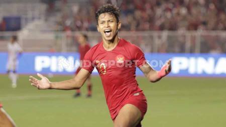 Pemain Persija Jakarta dan Timnas Indonesia, Osvaldo Haay, disebut Media Malaysia bisa bersinar di kasta tertinggi Liga Jepang. - INDOSPORT