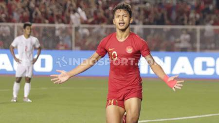 Penampilan apik Osvaldo Haay sepanjang tahun 2019 rupanya membuatnya diincar tim promosi Liga Super Malaysia 2020, Sabah FA. - INDOSPORT