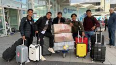 Indosport - Lepas dari Inggris, Garuda Select santai hadapi tim Italia, jelang uji coba melawan Torino U-17 pada Rabu (08/01/20) mendatang.