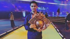 Indosport - Wannn, pemain eSports Mobile Legends di SEA Games 2019.