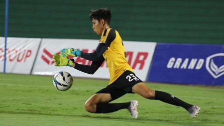 Sann Sat Naing,'Casilas Myanmar' yang sulitkan Timnas di Semifinal SEA Games 2019 - INDOSPORT